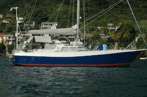 Reinke 36 sailboat