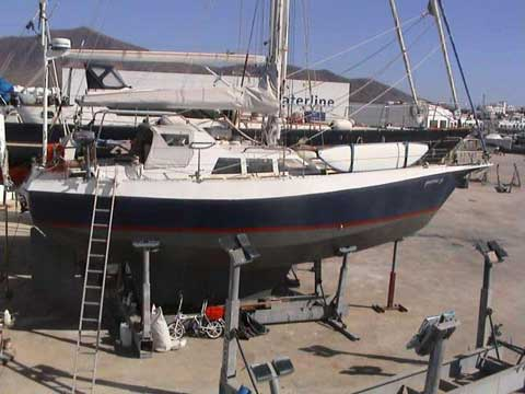 Reinke 36 Yacht For Sale