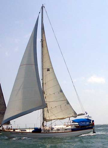 Reliance 44 Yacht For Sale