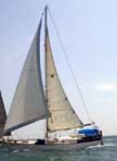1989 Reliance 44 sailboat