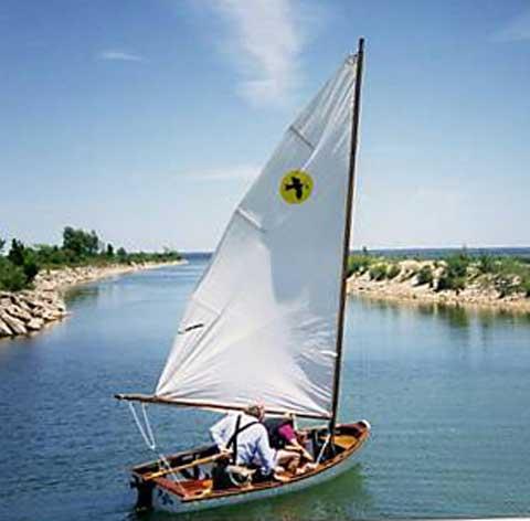 Rhodes 12 sailboat