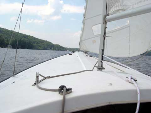 Rhodes 19 Sailboat For Sale