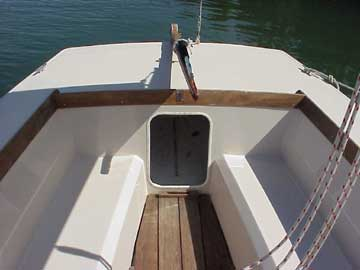 2003 Rhodes 19 sailboat