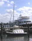 1965 Rhodes 19 sailboat
