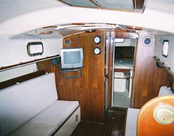 1961 Rhodes Bounty II sailboat