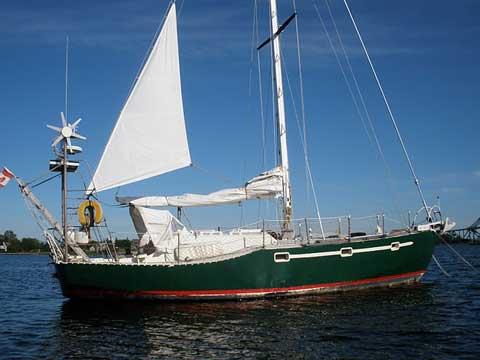 Roberts 36, 1983 sailboat