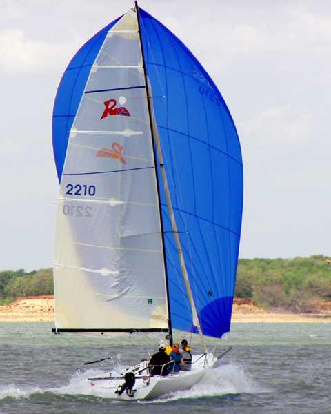 Rocket 22 sailboat