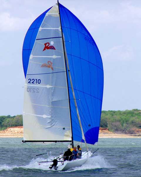 Rocket 22, 2007 sailboat