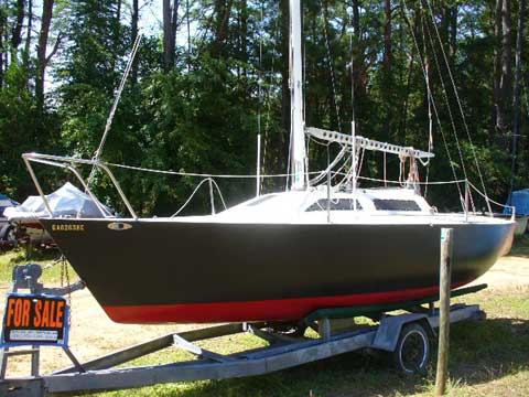 Rodgers 22 sailboat