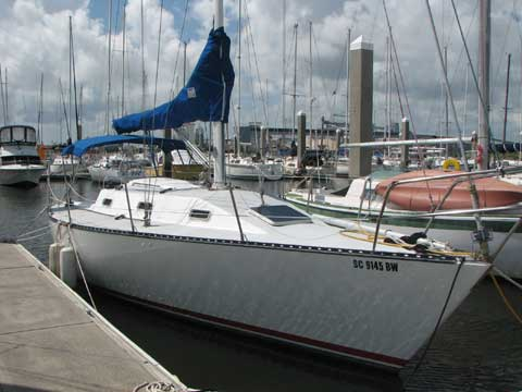 OH Rodgers 33 sailboat