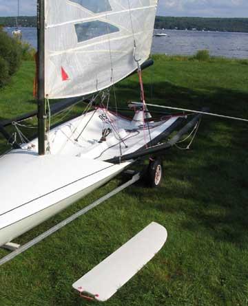 1995 RS600 sailboat