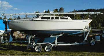 S2 7 3 Sailboat For Sale