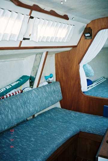1987 S2 27 sailboat
