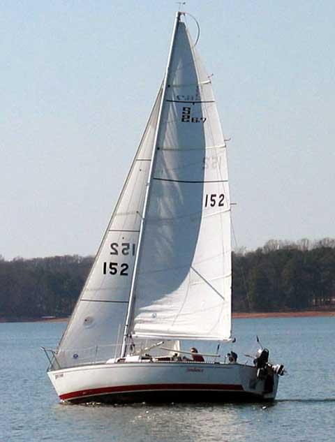S2 6.7 Grand Slamsailboat