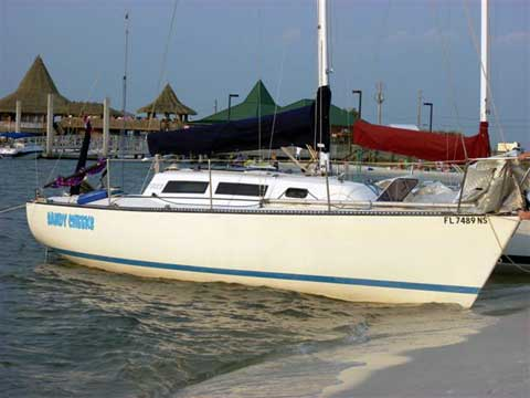 S2 7 9 Sailboat For Sale