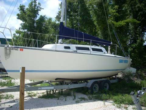 S2 7.9 sailboat for sale