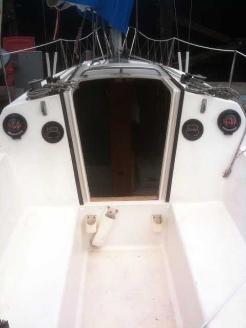 Diesel For Sale >> S2 7.9 sailboat for sale