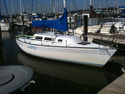S2 7.9, 1986 sailboat