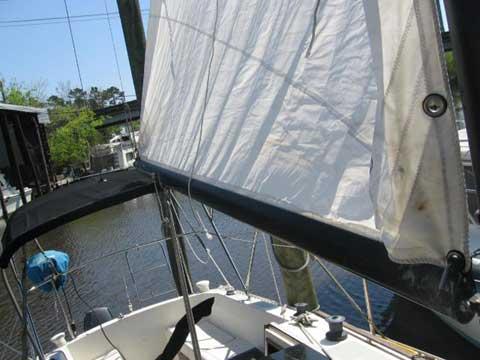 S2 8.0 sailboat