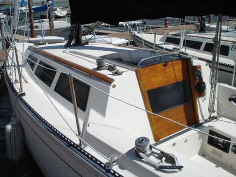 S2 8.0, 1983 sailboat