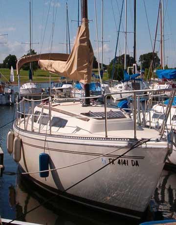 1980 S2 8.0 sailboat