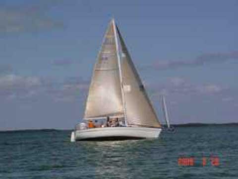 S2 9.1 sailboat