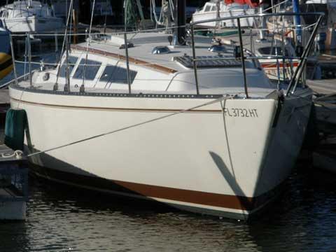 S2 9.2 sailboat