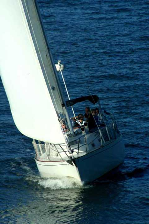 Fuel Water Separator Filter >> Sabre 32 sailboat for sale