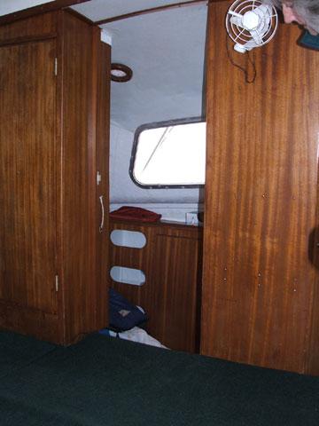 1972 Sail Craft Ltd. Iroquois 30 MK II sailboat