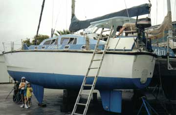 1970 Sail Craft 41 Apache Catamaran sailboat
