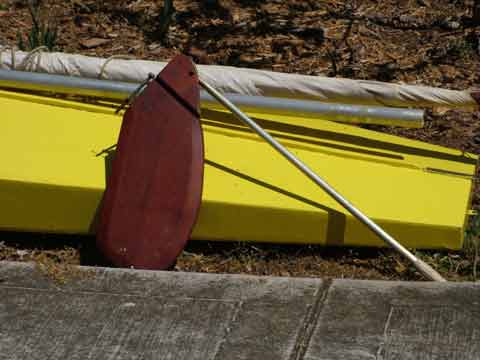 Sailing Surfboard