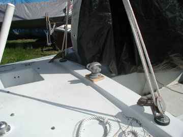 1967 Sailstar Conquest 20