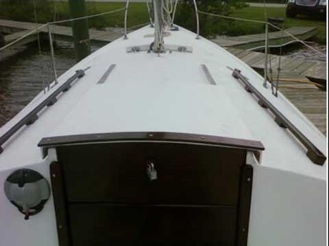 Sailstar 25 sailboat