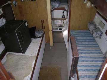 1977 Samson 33 sailboat