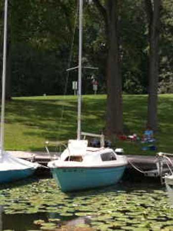 CL Sandpiper 19, 1978 sailboat