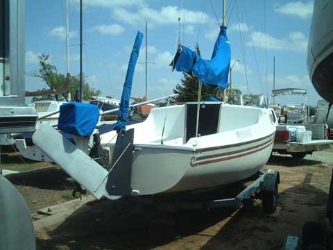 San Juan 21 Mkii Sailboat For Sale