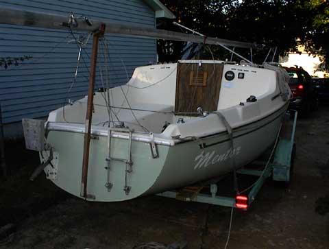 San Juan 21 MK II