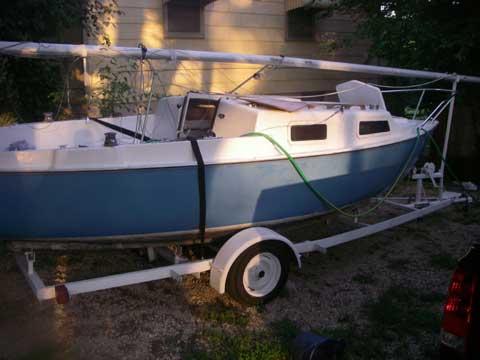 San juan 21 sailboat for sale for Manhattan motors manhattan ks