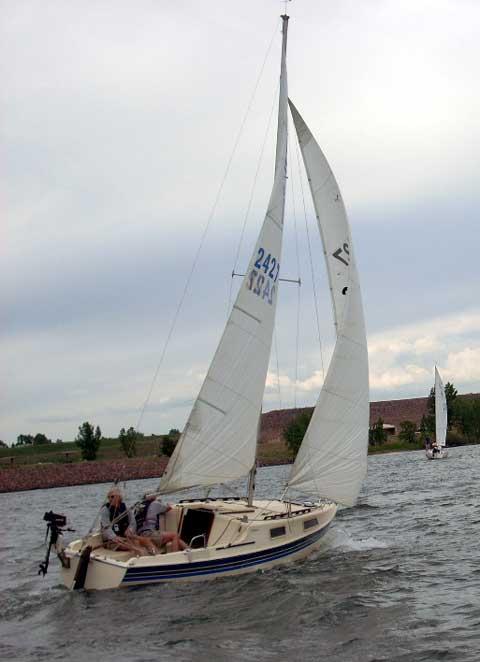 san juan 21 sailboat for sale