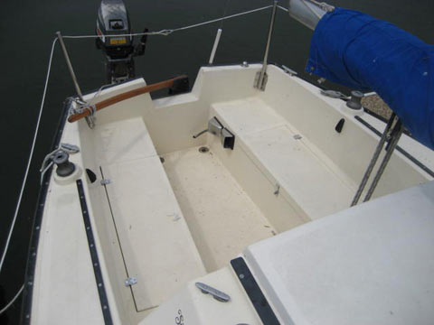 San Juan 23 Sailboat For Sale
