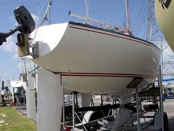 San Juan 24 Sailboat For Sale