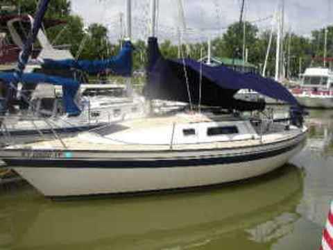 San Juan 26 sailboat