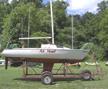 1985 Santana 20 #682 sailboat