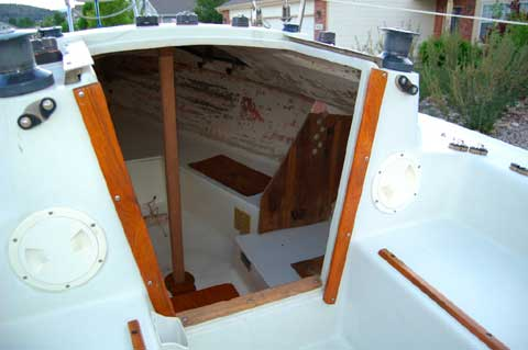 Santana 20 Sailboat For Sale