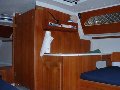 Santana 2023 C, 1997 sailboat