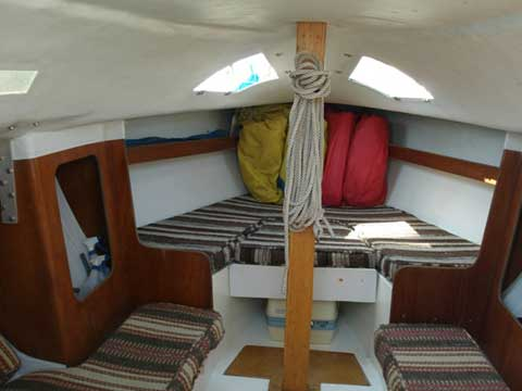 Ranger For Sale >> Santana 525 sailboat for sale