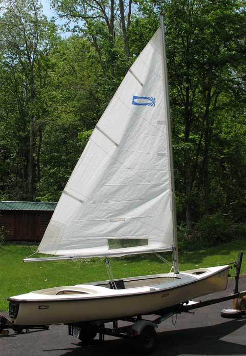 Saroca sailboat