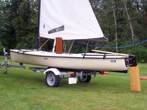 Saroca 16 sailboat