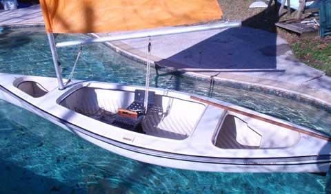Saroca 17, 1985 sailboat