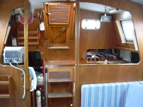 Saturna 33 sailboat